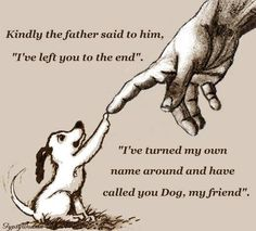 GOD AND DOG