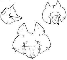 Выкройка маски для сноуборда
