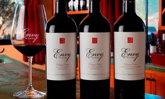 $32: Wine Tasting for Two or Four with Take-Home Bottle at Envy Wines