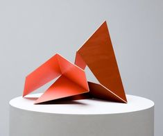 Gemma Smith, Adaptable (dark peach/red oxide) :: Museum of Contemporary Art Australia
