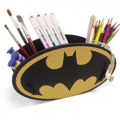 Porta Treco Batman Black