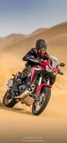 Red Motorcycle, Futuristic Motorcycle, Honda Africa Twin, Honda Motors, Best Luxury Cars, Dirt Bikes, Wallpaper Backgrounds, Wallpapers, Motorbikes