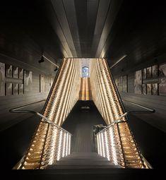Matadero Film Library / CH+QS Arquitectos