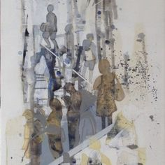 Lisa Chandler immigrated to NZ from the UK in She is now established as a successful artist and her work is found in collections around the world. Amazing Art, Contemporary Art, Lisa, Inspire, Artists, Painting, Painting Art, Paintings, Painted Canvas