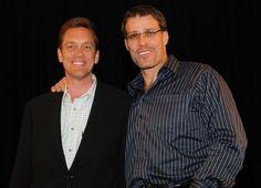 Chet Holmes & Tony Robbins