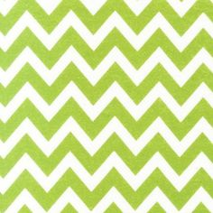 Lime Green Remix Chevron FLANNEL From Robert by StitchStashDiva, $9.50