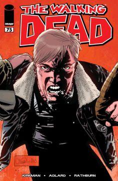 The Walking Dead #75 - W.B.