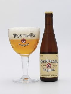 The first beer in history to get a score of 100 in Draft magazine (2008). If you don't believe that God loves mankind, this top-fermented Blonde was made with love by Trappist monks to plant the idea that one need not bear vice to enjoy life. Surprisingly effervescent, spicy esters up front, fresh pain au lavain for the finish and pleasantly bitter. This is a flawless, year-round delight that pairs well with life in general. Do learn how to pour this beer.