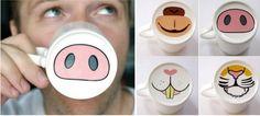 Canecas diferentes e muito criativas para os amantes de café - AC Variedades