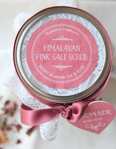 Himalayan pink salt is as prized for its therapeutic properties on the skin as it is for its culinary health benefits. It is full of minerals and iron that work in synergy with the sodium so it's wonderful to add to your food. On your skin, those minerals work as a powerful detoxifier. Combined with... Read More »