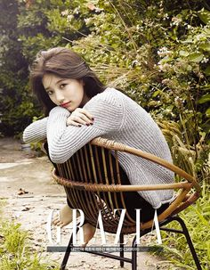 miss A's Suzy is on the September issue for magazine 'Grazia.' (Photo : Grazia) miss A's Suzy is proving that she is all grown up and is featured in the September issue of Grazia magazine. Kpop Girl Groups, Korean Girl Groups, Kpop Girls, Bae Suzy, Korean Model, Korean Singer, Korean Beauty, Asian Beauty, Miss A Suzy