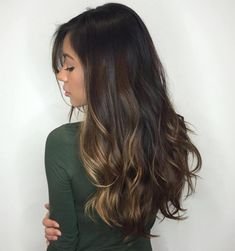 Subtle+Brown+And+Blonde+Balayage