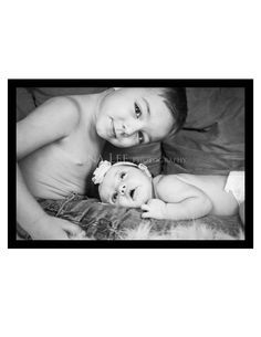 big brother little sister  LORD i pray I have a boy first ... or ALL boys