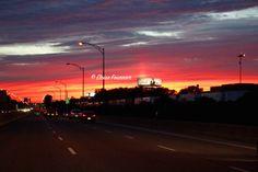 Heavenly Sunset Montreal, QC September 2015