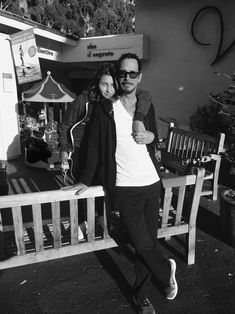 The best father.  #chriscornell #soundgarden #audioslave