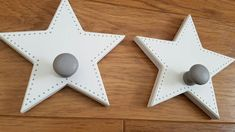 Star Coat Pegs