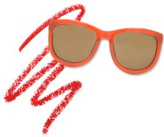 Shady Business: The Best Sunglasses & Lipstick Combos for Summer - The Row & Nars