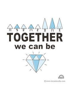 Together ( Doodle Everyday 139 )