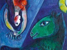 How music influenced the art of Marc Chagall http://lnk.al/4kv5 #artnews