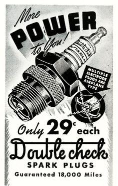Power Spark Plugs!