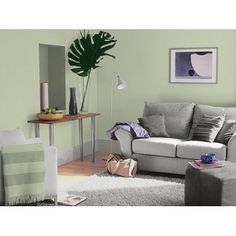 Dulux Willow Tree - Matt Emulsion Paint - 2.5L at Homebase