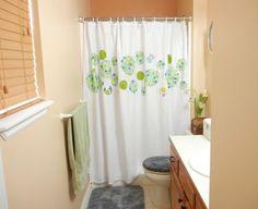 Easy Shower Curtain