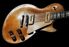 heavy relic gibson gold top - Cerca con Google