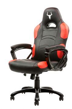 Sedia Gaming iTek Taurus P1 Rosso Nero ITTGCHP1BR