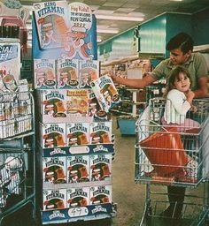 Grocery store from the old days