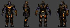 Thanos Future Fight with Armor by on DeviantArt Marvel Concept Art, Marvel Fan Art, Mcu Marvel, Character Modeling, 3d Character, Thanos Infinity Gauntlet, Marvel Future Fight, Max Steel, Avengers Wallpaper