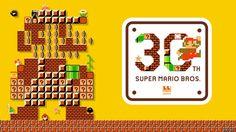 30 anos de Mario no mundo dos games, confira os jogos lançados e o que estão por vir, aqui: http://www.ctrlzeta.com.br/mario-completa-30-anos/