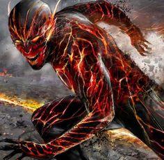 The flash pela justiça eu correrei até além dó infinito