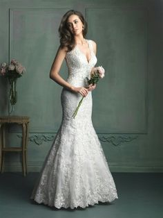 Allure Bridal style 9104
