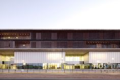 La Florida Metropolitan Hospital Clinic / BBATS Consulting & Projects SLP + MURTINHO+RABY arquitectos