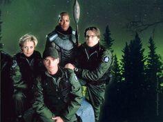 SG1 Team (2) - stargate Wallpaper