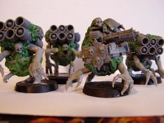 author said : nurgle havocs. But i think it is a better idea to call them obliterators