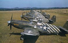 P-51A - Ist Air Commando Group, Hailakandi, India