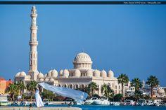 Panna młoda - sesja ślubna Hurghada