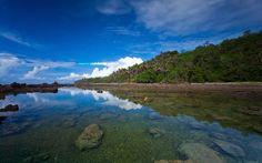 Sawarna Beach - Bayah, Banten