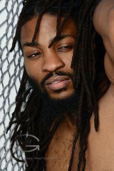 Men's locs  # lockologyforlocs.com Dreadlocks Men, Bedroom Eyes, Handsome Black Men, African American Men, Natural Styles, African Hairstyles, Gorgeous Men, Black Hair, Long Hair Styles
