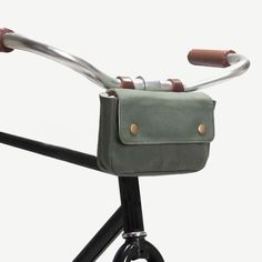 Bike Pouch. I wonder if I could find a cheaper version? But this one is pretty.