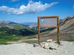 Engineer Pass, Lake City, Colorado (My favorite 4 wheel drive pass- lots of memories!)
