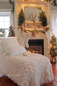 Aiken House & Gardens ~ A Woodland Christmas