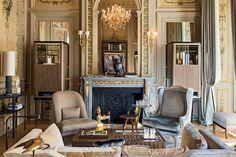 Hotel de Crillon, Paris, recently refurbished