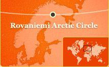 Arctic Circle - Rovaniemi, Lapland (Findland)