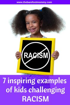 It's so important that parents and teachers talk to kids about racism. But how can we help children take action too? These 7 examples of kid activists challenging racism show us there are many ways to take action. Literacy Activities, Activities For Kids, Service Projects For Kids, Most Famous Quotes, Peaceful Parenting, Lessons For Kids, Coping Skills, Teaching Kids