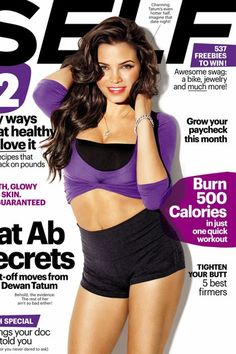 JENNA DEWAN TATUMopened up to Self magazine for the November issue, and talks about how she got her hot body in shape. And the secret is behind these amazing dance-based toners that combine…