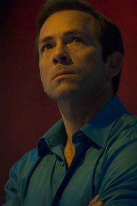 Cylon Number Five - Aaron Doral played by Matthew Bennett