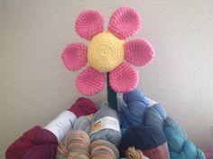 A crochet flower I am working on designing. Crochet Flowers, Crochet Necklace, Website, Design, Fashion, Moda, Crochet Collar, Fashion Styles, Design Comics
