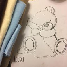 iyi geceler #keçe #felt #feltro #fieltro #bear #feltbear #ecerce #tasarım #babyroom #babyroomdecor #elyapimi #handmade #hediye #babyshower #bebekodasi #baby #craft #feltcraft #dogumhediyesi #hosgeldinbebek #iyigeceler #goodnight